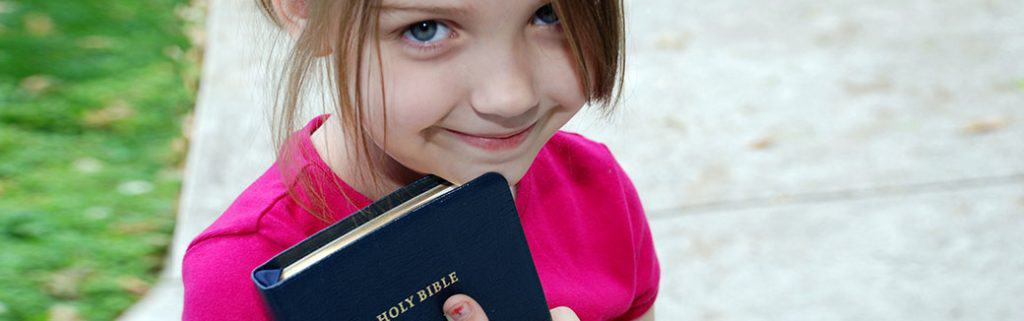 Teaching children about God
