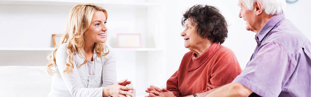 Caring for Older Parents