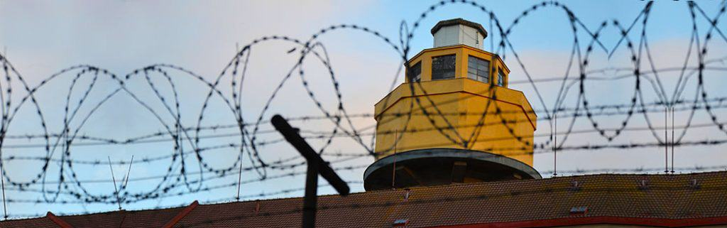 using Stepping Up in prison