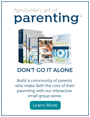 Art of Parenting Small Group Study