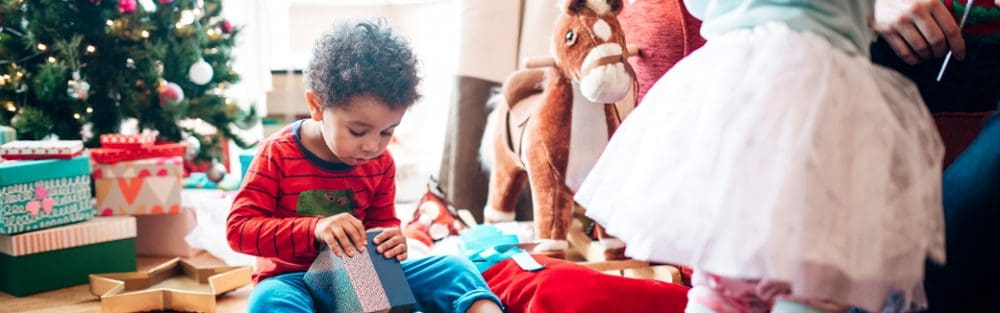 2 Ideas to Focus on Christmas Gifts That Really Matter